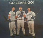 Blue Jays are Leafs fans